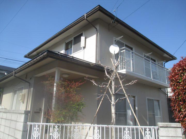 中野市K様 外壁・屋根塗装工事