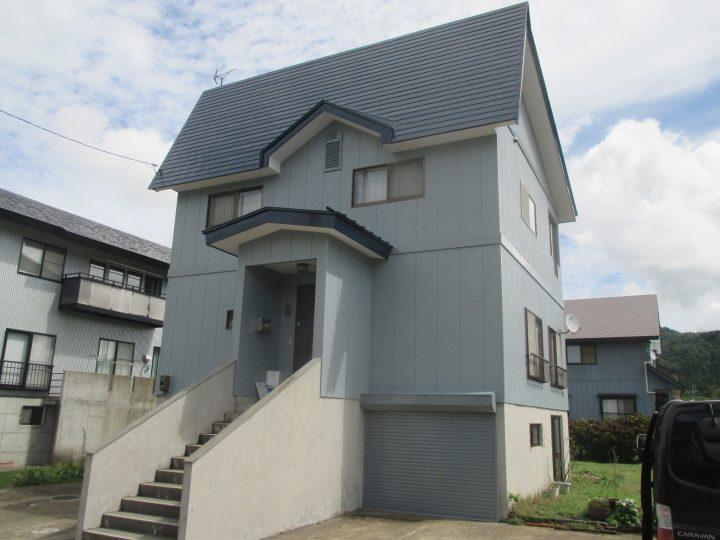 妙高市K様 外壁・屋根塗装工事