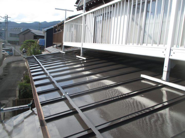 長野市T様 屋根塗装工事