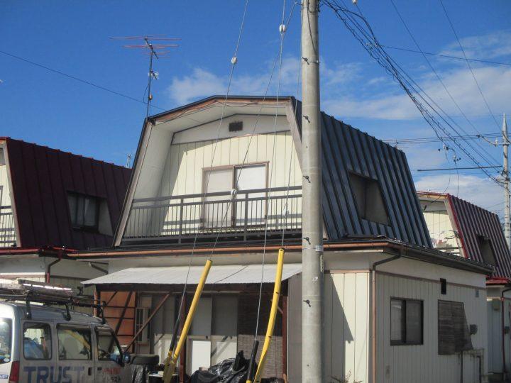 長野市I様 屋根塗装工事