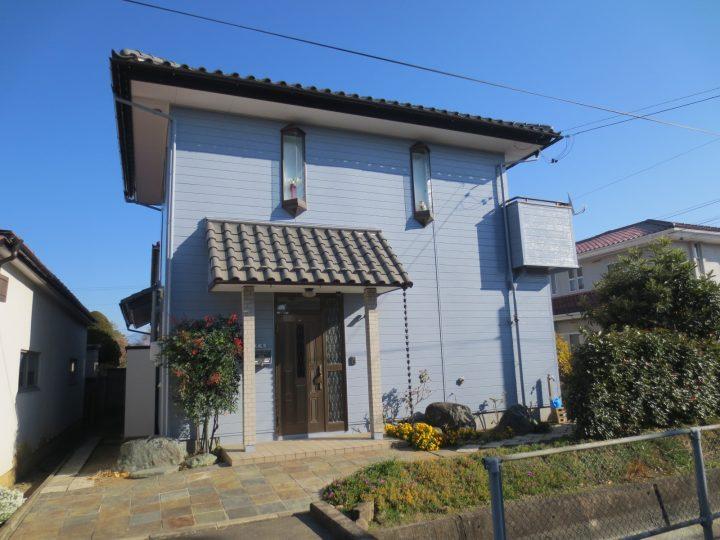 長野市O様 外壁塗装工事