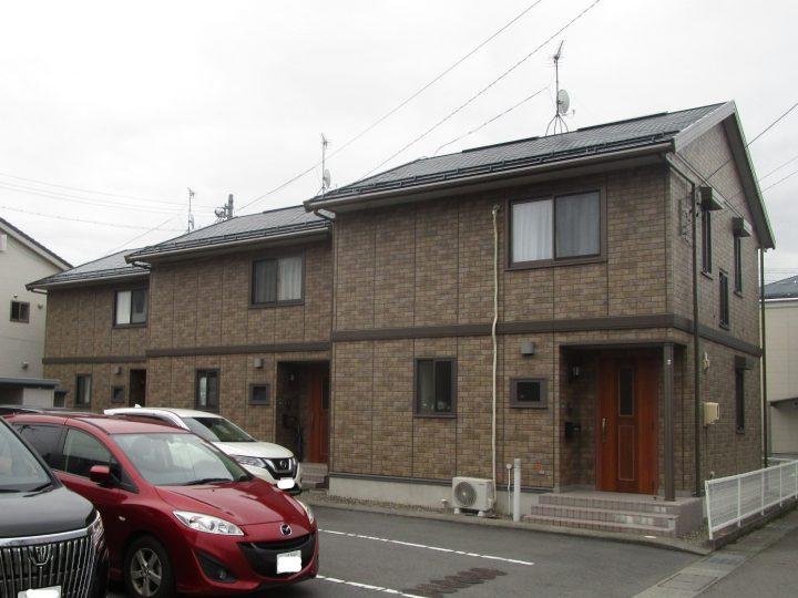 長野市K様【ダイワハウスアパート】6棟外壁・屋根塗装工事