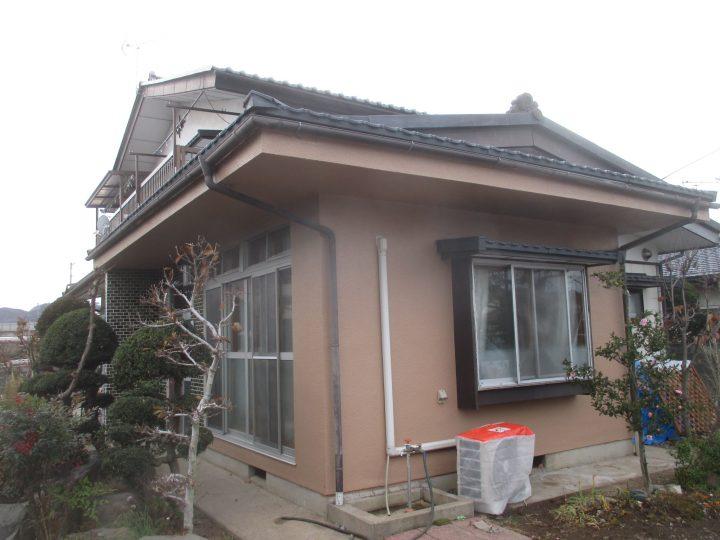 長野市T様 外壁塗装工事