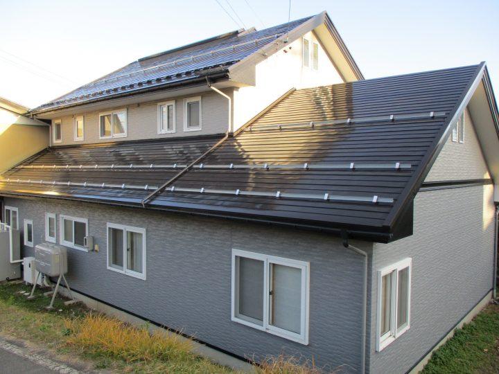 飯網町O様 【ホクシンハウス】外壁・屋根塗装工事
