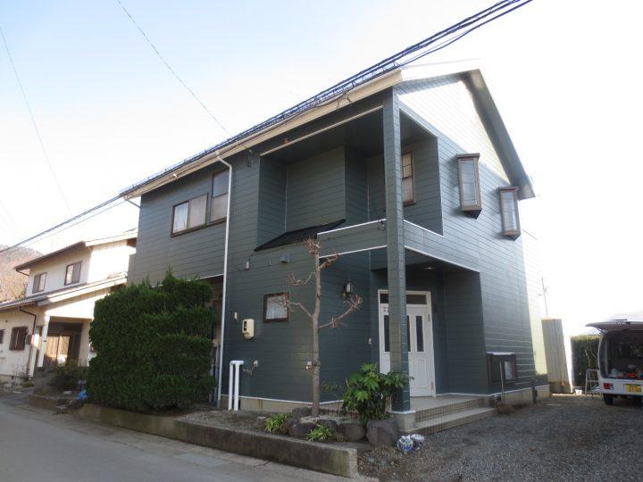 千曲市S様 外壁・屋根塗装工事