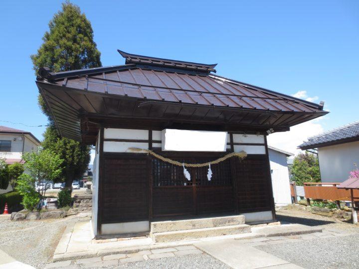 長野市 S神社様 外壁・屋根塗装工事