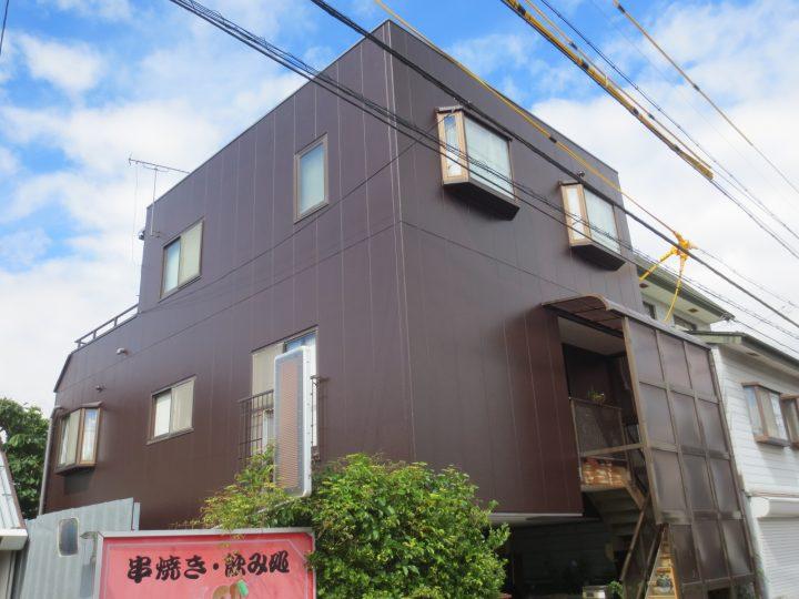須坂市K様 屋根・外壁塗装工事