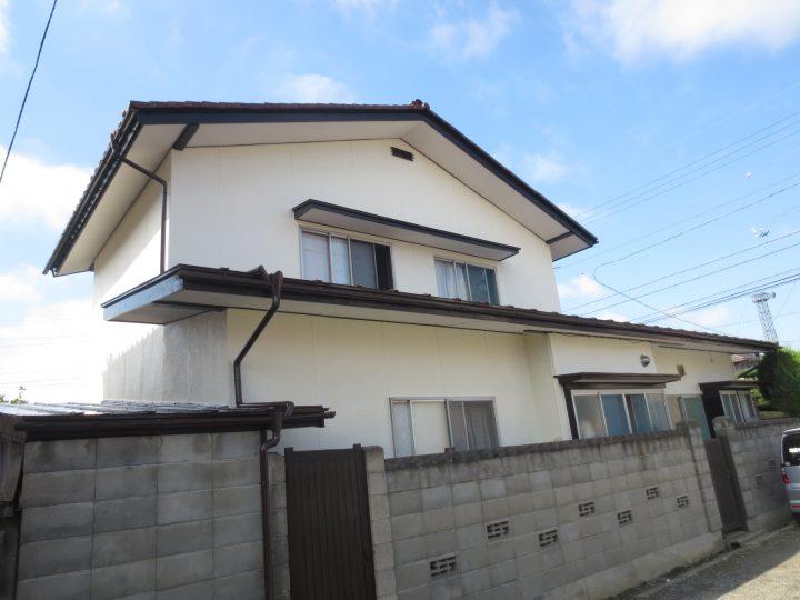 長野市M様 屋根・外壁塗装工事