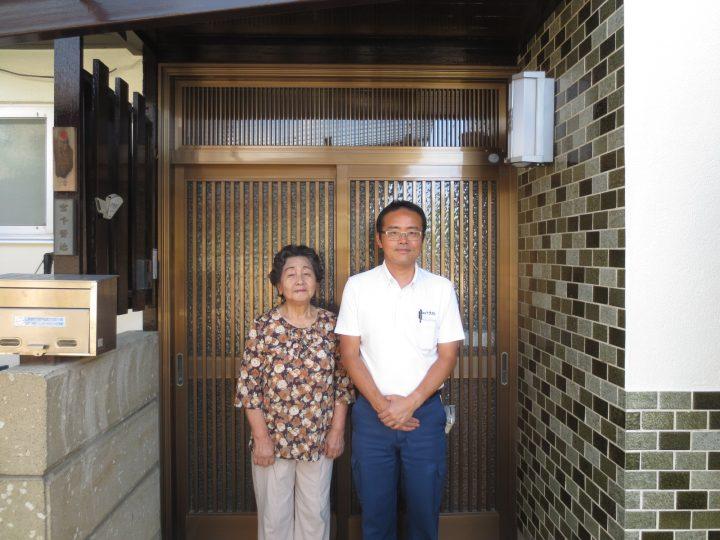 長野市M様よりお客様の声をいただきました。
