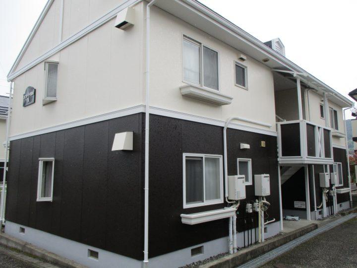 長野市T様【セキスイアパート】外壁・屋根塗装工事