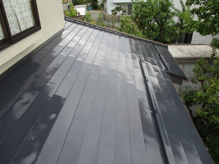 長野市W様 屋根塗装工事