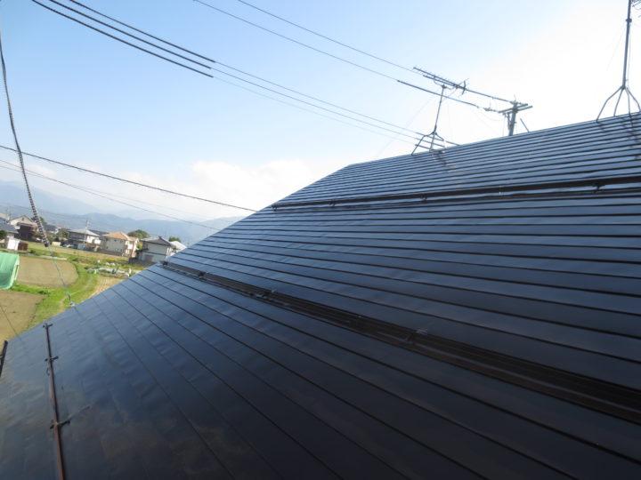 長野市E様 屋根塗装工事
