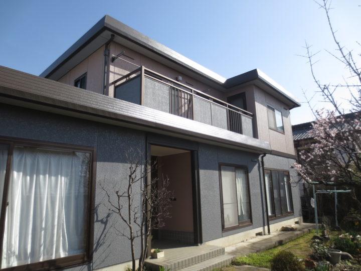 長野市M様【セキスイハウス】 外壁・屋根塗装工事