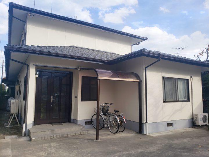 長野市T様【セキスイハウス】 外壁塗装工事