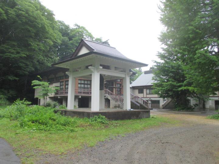 信濃町【真光寺】鐘突堂外壁塗装・屋根張替え板金工事