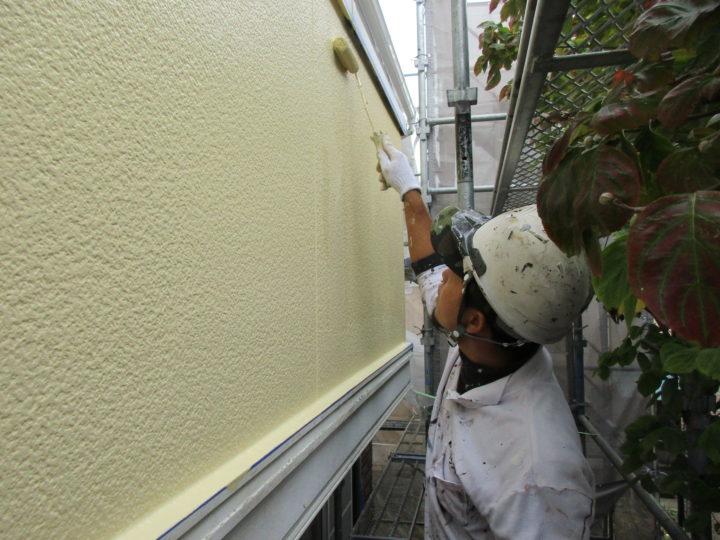 外壁塗装(単色部)