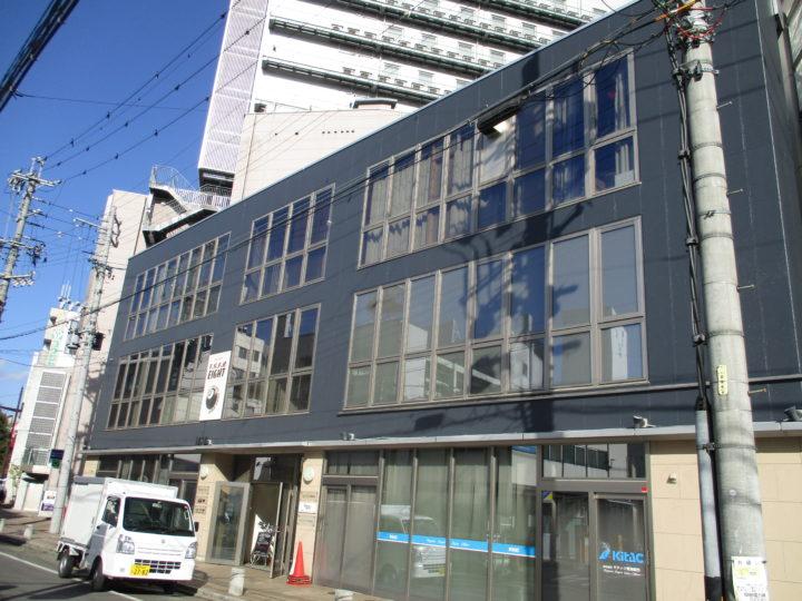 長野市E様 ビル外壁塗装工事