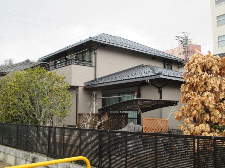 長野市N様 【セキスイハイム】 外壁・屋根塗装工事