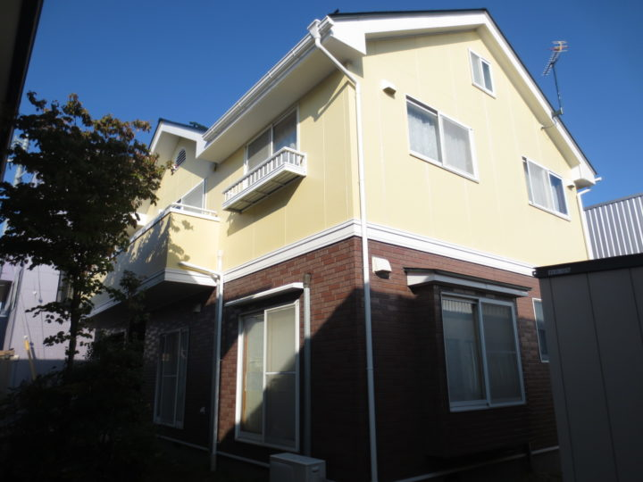 長野市I様 外壁・屋根塗装工事