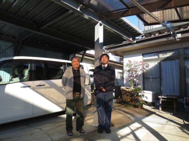 長野市Y様よりお客様の声をいただきました。