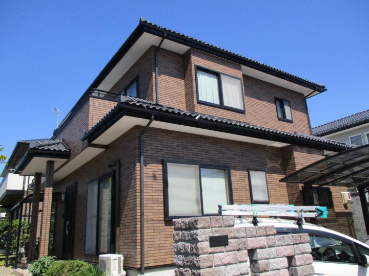 長野市Y様外壁塗装工事