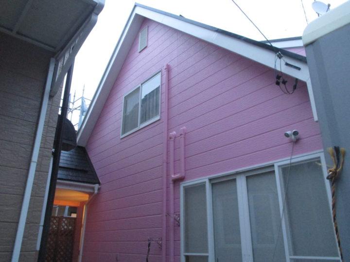 長野市N様外壁屋根塗装工事
