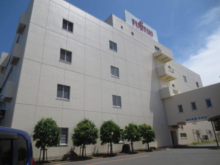 須坂市F様 工場外壁塗装工事