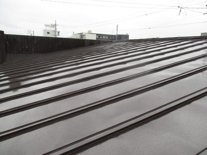 長野市O様屋根塗装工事