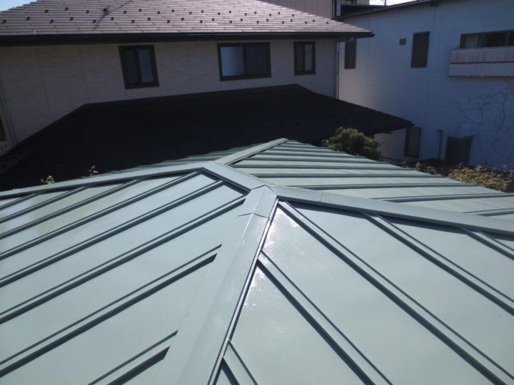 長野市O様屋根再塗装工事