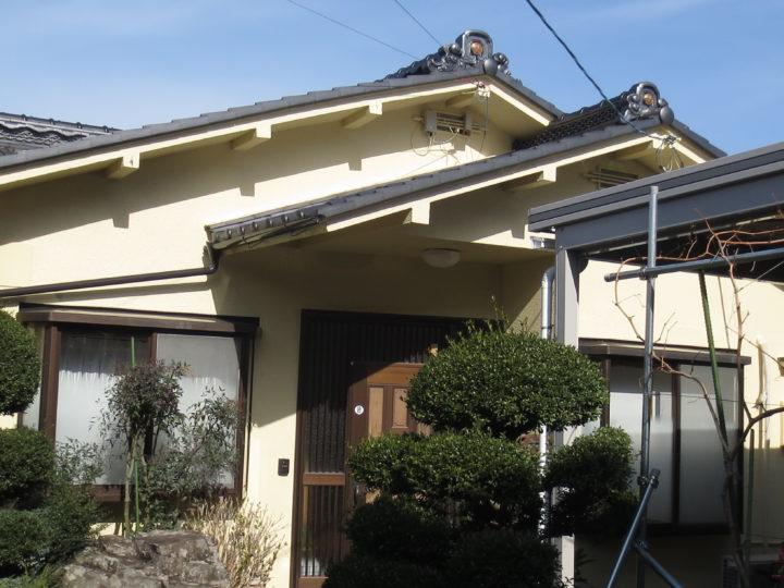 須坂市M様 屋根・外壁塗装工事