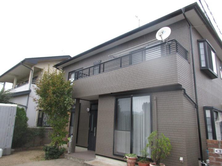 長野市Ⅿ様 外壁・屋根塗装工事