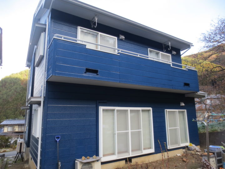 長野市F様 屋根・外壁塗装工事
