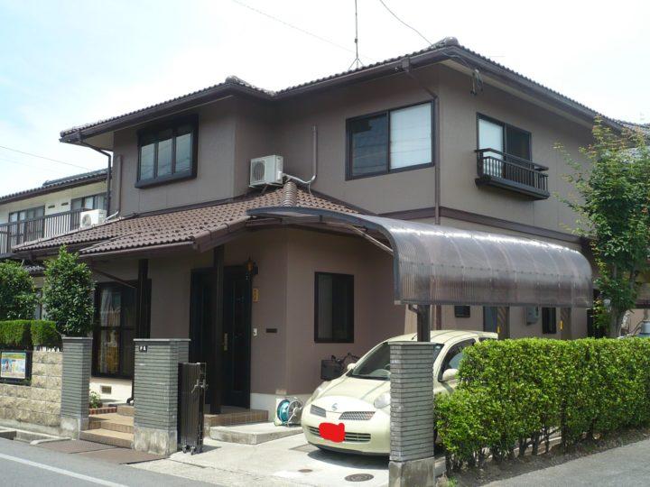 長野市I様 【セキスイハウス】外壁・屋根塗装工事