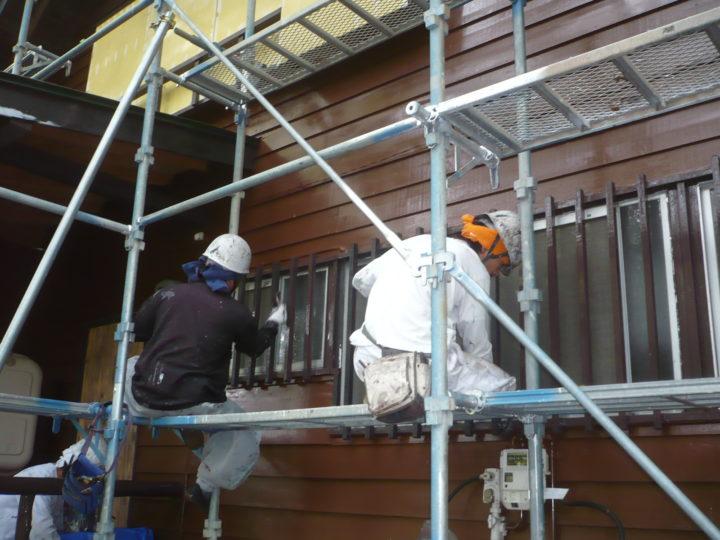 外壁・付帯部塗装