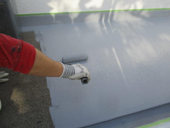 簡易塗膜防水