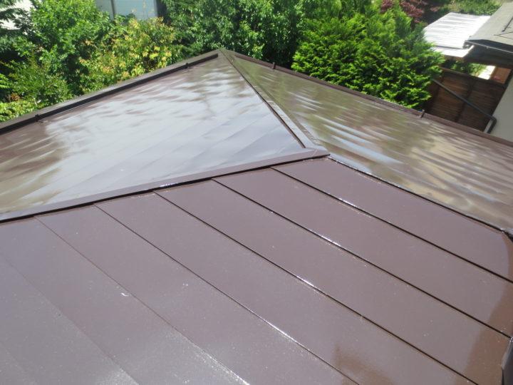 長野市Y様 屋根塗装工事