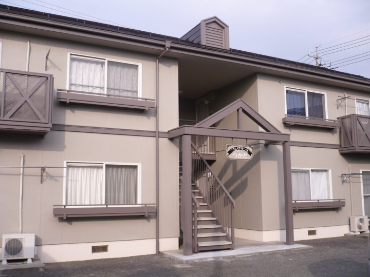 長野市T様 【セキスイアパート】外壁・屋根塗装工事