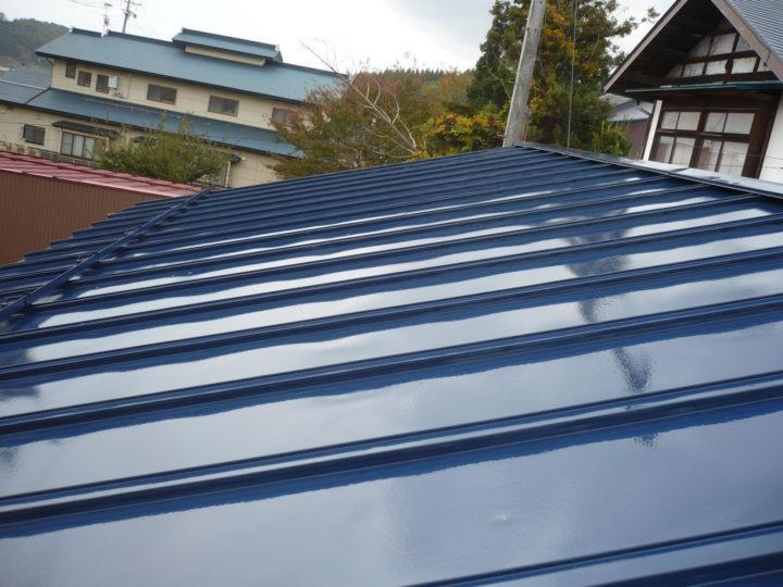 Y様屋根塗装工事
