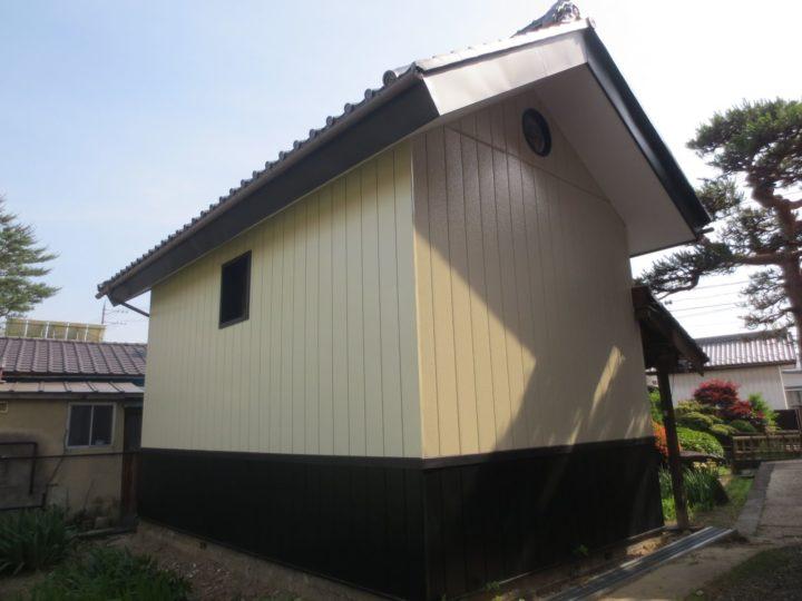 長野市T様 土蔵改修工事