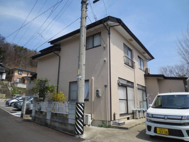 長野市 H様 屋根・外壁塗装工事
