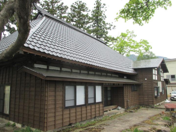 新潟県N様 外壁・屋根塗装工事