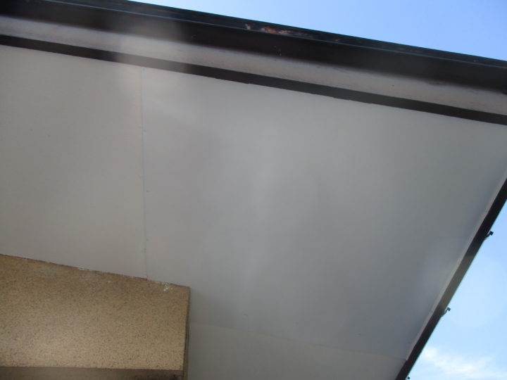 軒天井修繕