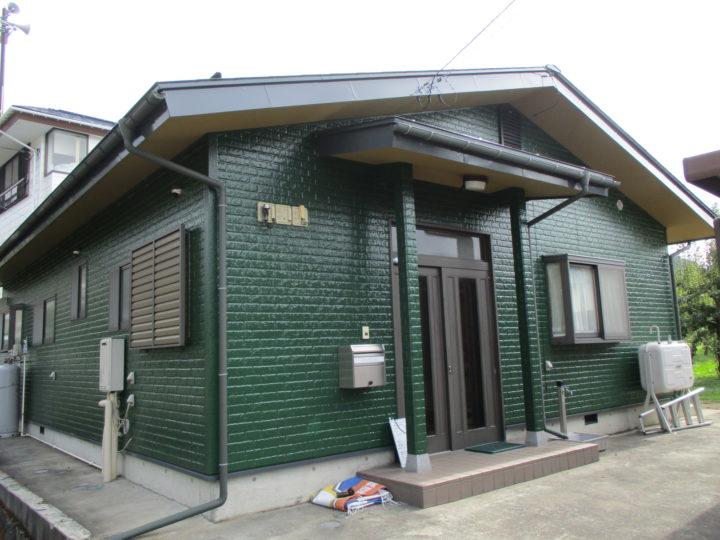 中野市S様 外壁・屋根塗装工事