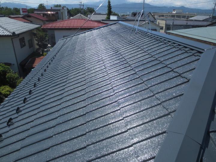 須坂市H様 外壁・屋根塗装工事