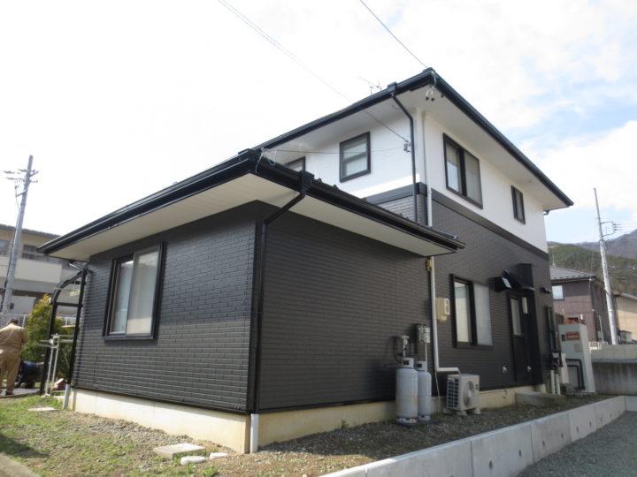 坂城町I様 外壁・屋根塗装工事