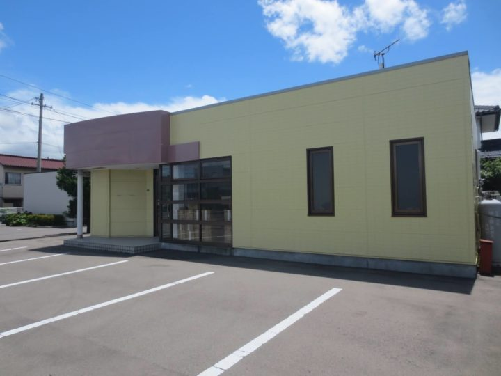 長野市Y様 店舗外壁塗装工事