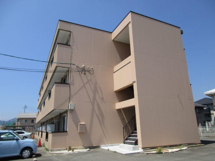 長野市 マンション外壁塗装工事