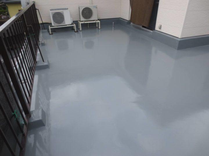 長野市G様 屋根防水塗装工事