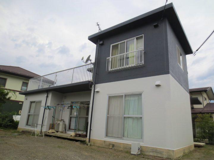 長野市Y様 外壁・屋根塗装工事