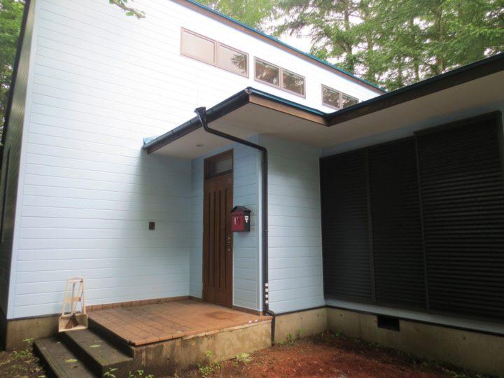 軽井沢町K様 屋根・外壁塗装工事